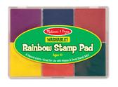 Разноцветные чернила для штампов