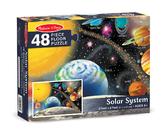 Солнечная система - напольный пазл, 48 эл.