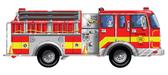 Большая пожарная машина - напольный пазл, 24 эл. от Melissa & Doug