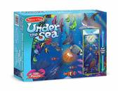 Under the Sea Floor (Под водой - напольный пазл, 100 эл.)