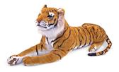 Гигантский плюшевый тигр, 1,8 м