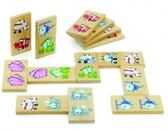 Домино Транспорт от Мир деревянных игрушек