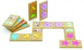 Домино Фигуры от Мир деревянных игрушек
