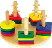 Логический круг от Мир деревянных игрушек