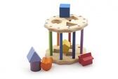 Деревянный сортер Цилиндр от Мир деревянных игрушек
