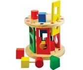 Сортер-цилиндр от Мир деревянных игрушек