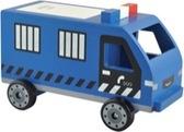 Машинка Полиция от Мир деревянных игрушек