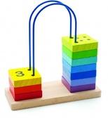 Лабиринт счет большой от Мир деревянных игрушек