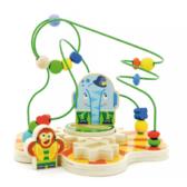 Деревянный сортер лабиринт Цирк от Мир деревянных игрушек