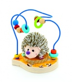 Лабиринт Деревянные игрушки Ёжик от Мир деревянных игрушек