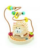 Лабиринт Деревянные игрушки Мурчик от Мир деревянных игрушек