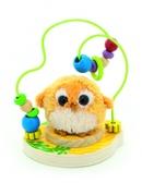 Лабиринт Деревянные игрушки Совушка от Мир деревянных игрушек