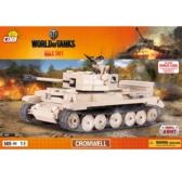 Конструктор COBI World Of Tanks Кромвель, 505 деталей