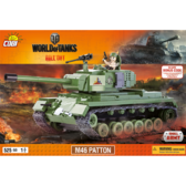 Конструктор COBI World Of Tanks М46 Паттон, 525 деталей