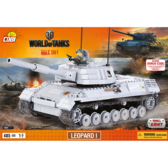 Конструктор COBI World Of Tanks Леопард I, 470 деталей