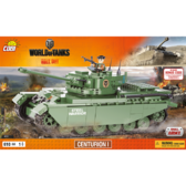 Конструктор COBI World Of Tanks Центурион, 610 деталей