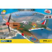 Конструктор COBI Вторая Мировая Война Самолет Хоукер Харрикейн, 250 деталей