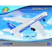 Конструктор COBI Самолет Boeing-767, 200 деталей