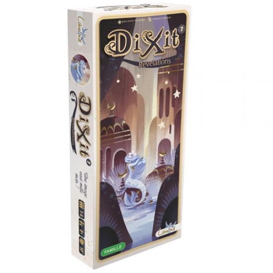 Dixit 7: Revelations (Диксит 7:Вдохновение) 84 карты дополнение