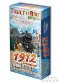 Ticket to Ride: Европа 1912 (дополнение) от Hobby World