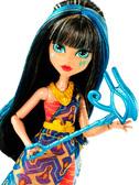 Кукла Клео Де Нил, серия Welcome to Monster High, Mattel
