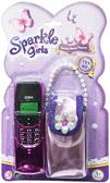 Телефон с сумочкой сиреневый, Sparkle girlz, Funville от Sparklegirlz
