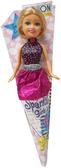 Кукла-модница в черно-розовом платье (25 см), Sparkle girlz, Funville от Sparklegirlz