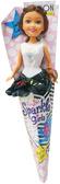 Кукла-модница в бело-черном платье (25 см), Sparkle girlz, Funville от Sparklegirlz