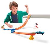 Трек Супергонки Turbo Race набор №5, Hot Wheels, Mattel