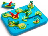 Игра-головоломка Динозавры. Таинственные острова, Smart Games от Смарт