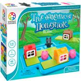 Игра-головоломка Трое маленьких поросят, Smart Games от Смарт