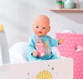Интерактивная бутылочка для куклы Baby Born - Забавное кормление(звук), Zapf