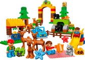 Лесной заповедник (10584), Серия LEGO DUPLO от Lego