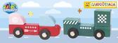 Магнитные плюсомобили Стиль 1 (70010), набор с автомобилем, Polytopia от Polytopia