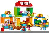 Городская площадь (10836), Серия LEGO DUPLO от Lego