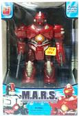 Робот M.A.P.S Кібер-Бот на бат красный