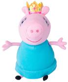 Мягкая игрушка Мама Свинка Королева (30 см), Peppa