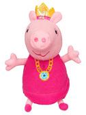 Мягкая игрушка Пепа Принцесса (20 см), Peppa