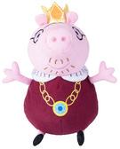 Мягкая игрушка Папа Свин Король (30 см), Peppa