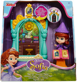 Магическая лаборатория принцессы Софии, мини-кукла, Disney Sofia the First, Jakks Pacific от Disney Princess Jakks