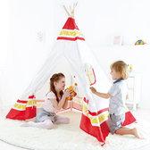 Детская игровая палатка Вигвам (красная) от HAPE