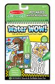 Волшебная водная раскраска Лабиринты от Melissa & Doug