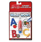 Волшебная водная раскраска Алфавит от Melissa & Doug