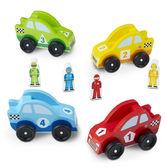 Деревянный набор Гоночные автомобили
