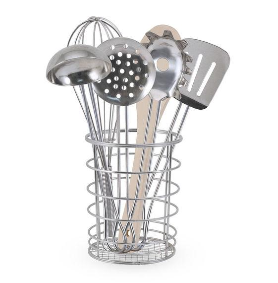 Металлический кухонный набор