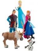 Набор фигурок Холодное сердце, Disney Frozen, Bullyland