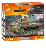 Конструктор COBI Word Of Tanks M24 Чаффи, 370 деталей