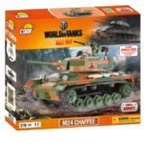 Конструктор COBI Word Of Tanks M24 Чаффи, 370 деталей