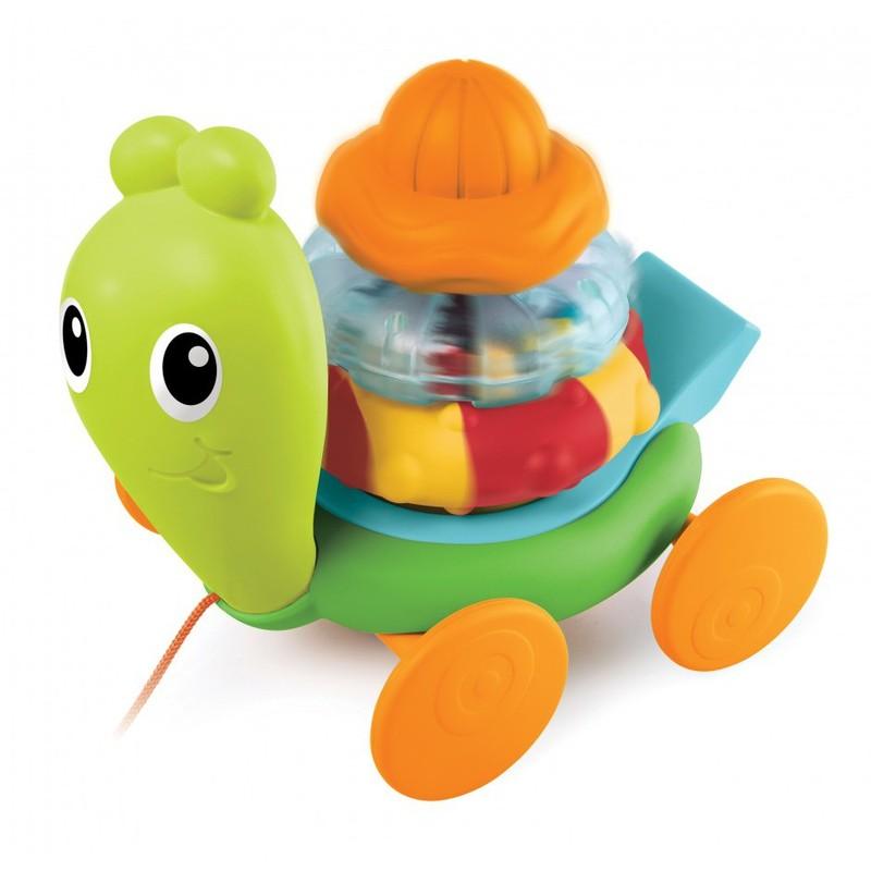 Sensory Развивающая игрушка-каталочка