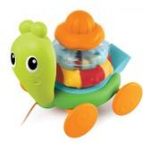 Sensory Развивающая игрушка-каталочка Улитка